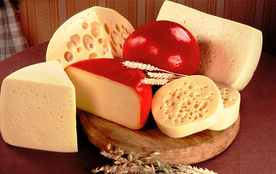 Покрытия для сыров