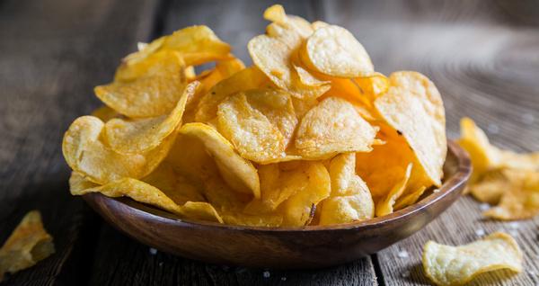 (RU) День рождения картофельных чипсов