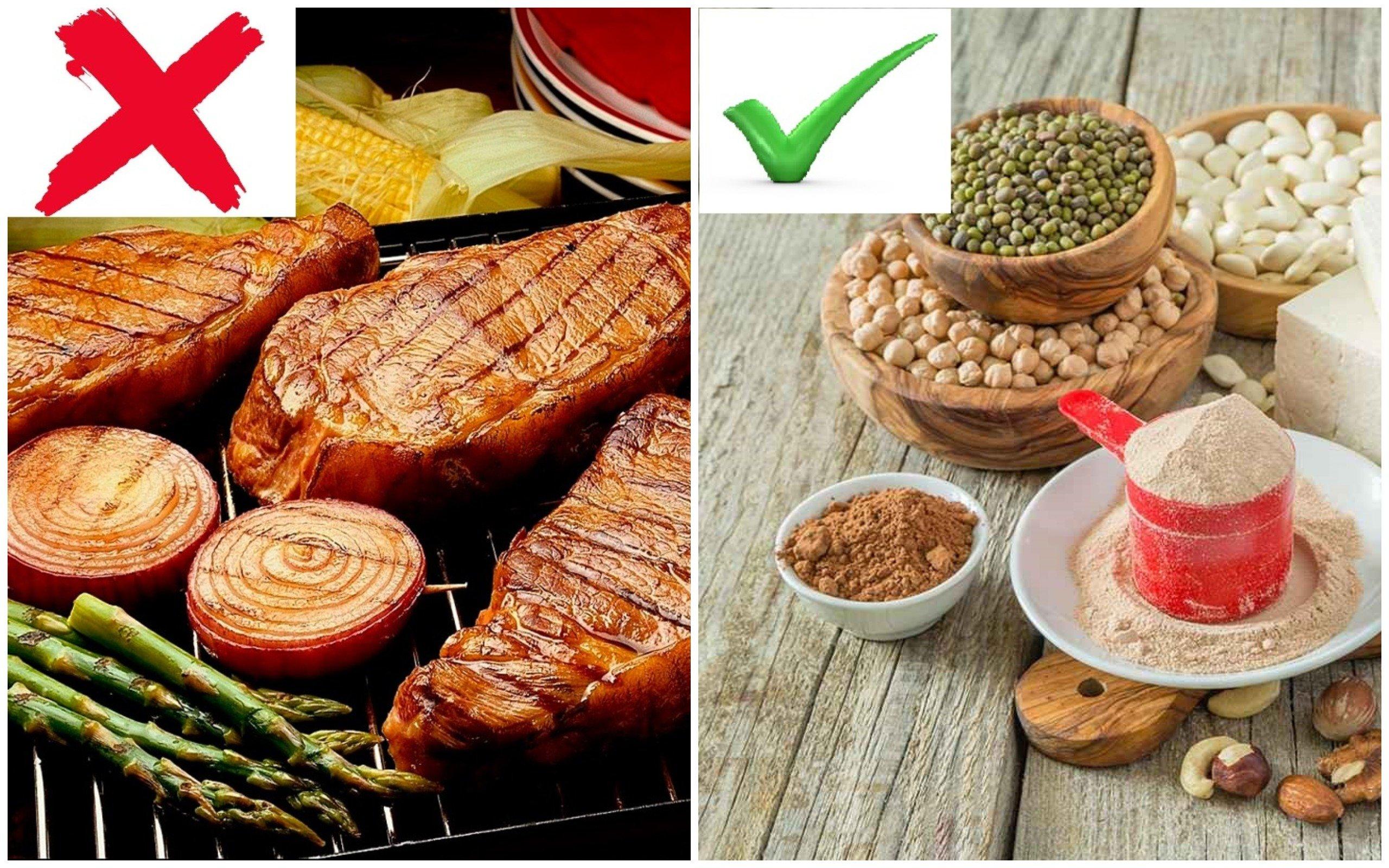 (RU) Натуральная замена мяса