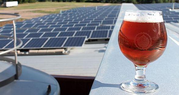 (RU) AB InBev начнет производить пиво на солнечной энергии