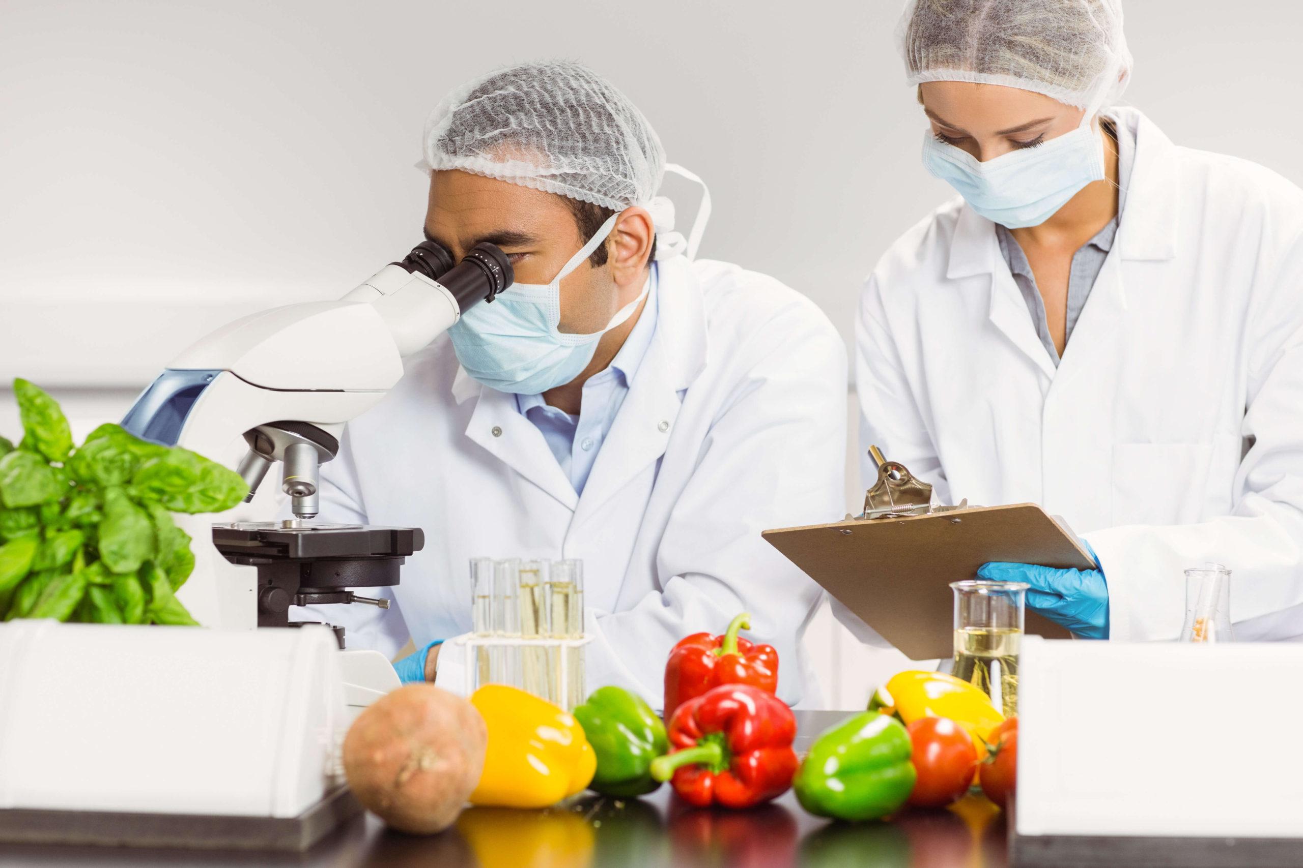 (RU) Безопасность продуктов питания
