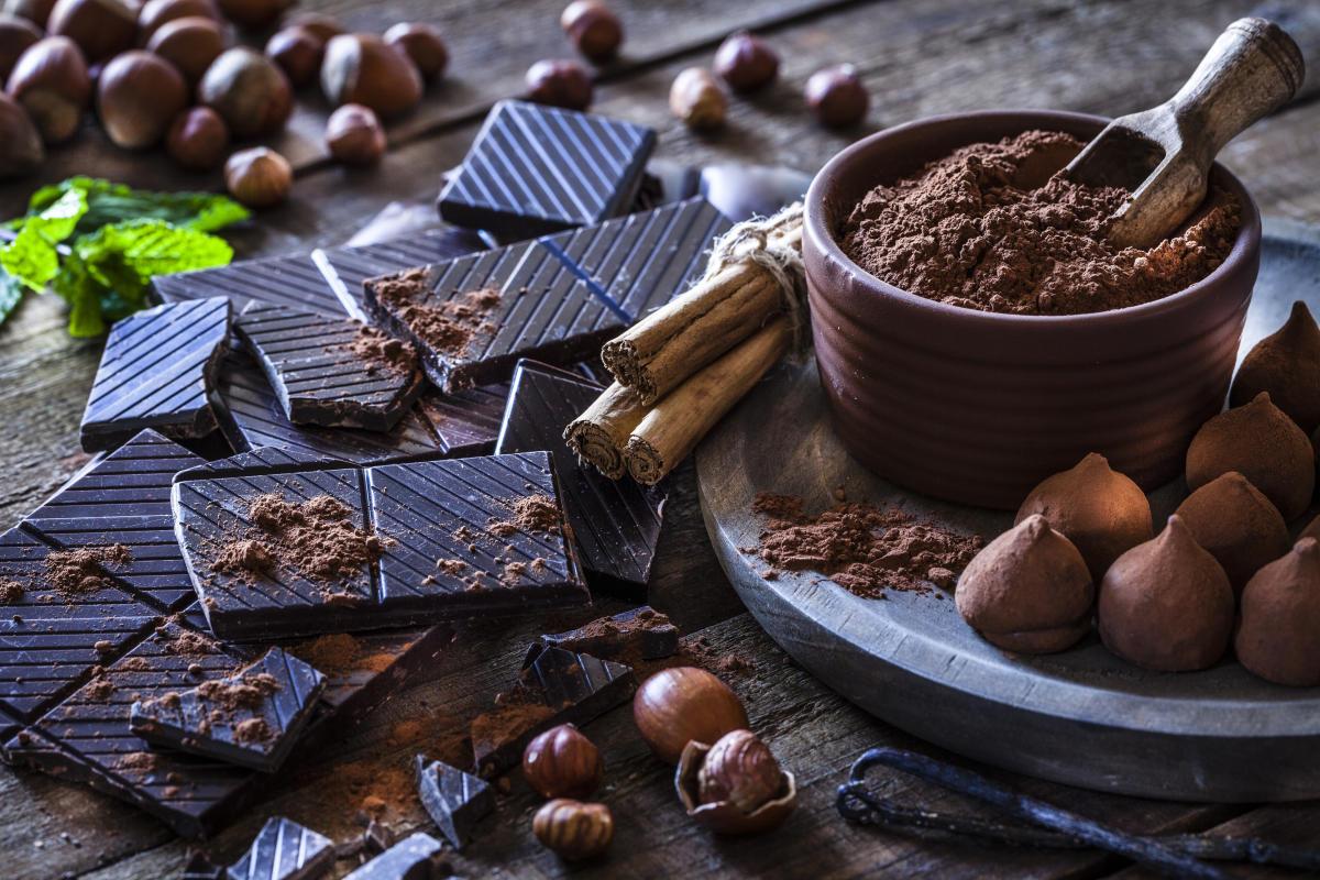 (RU) Улучшаем вкус дешевого шоколада!